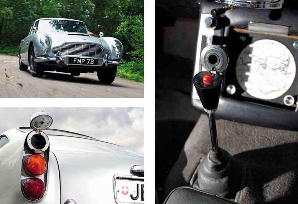 Aston-Martin announces Bond DBS continuation cars