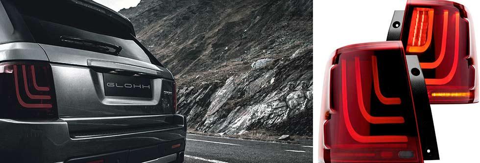 Glohh Gl-5i Sweeps In For Range Rover Sport