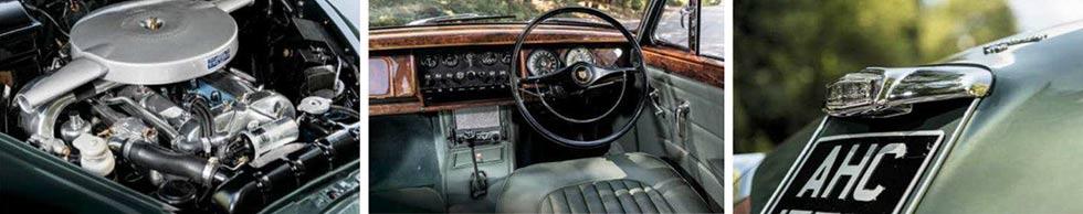 Jaguar 3.8 Mk2 driven