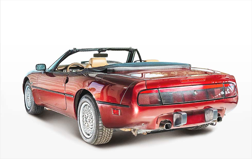 Jaguar XJ42 Concept is the car that was supposed to replace the XJ-S in the Eighties