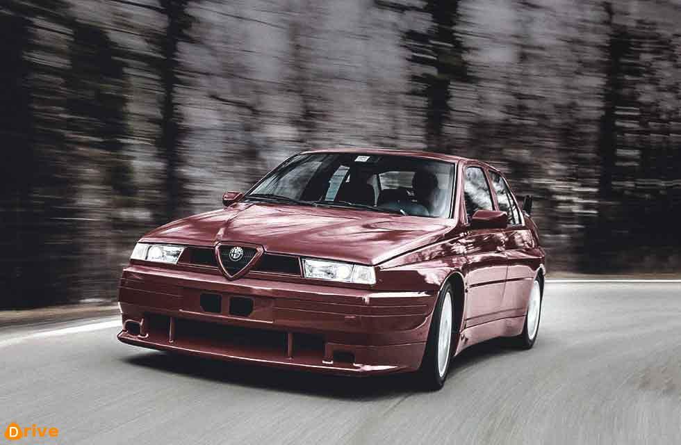 1993 Alfa Romeo 155 GTA Stradale