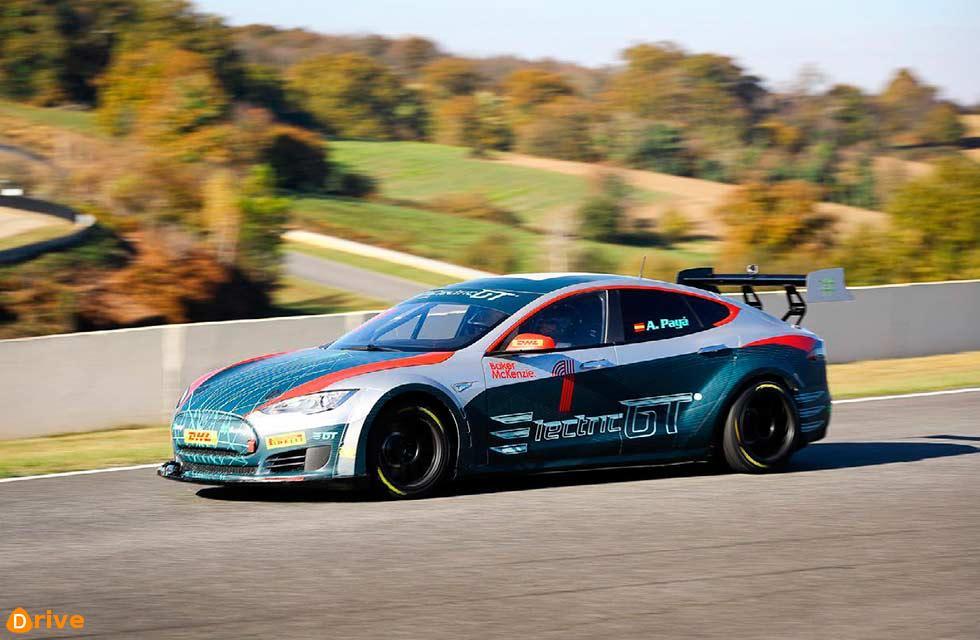 Electric Racing - Electric GT 2019 Tesla Model S P100d
