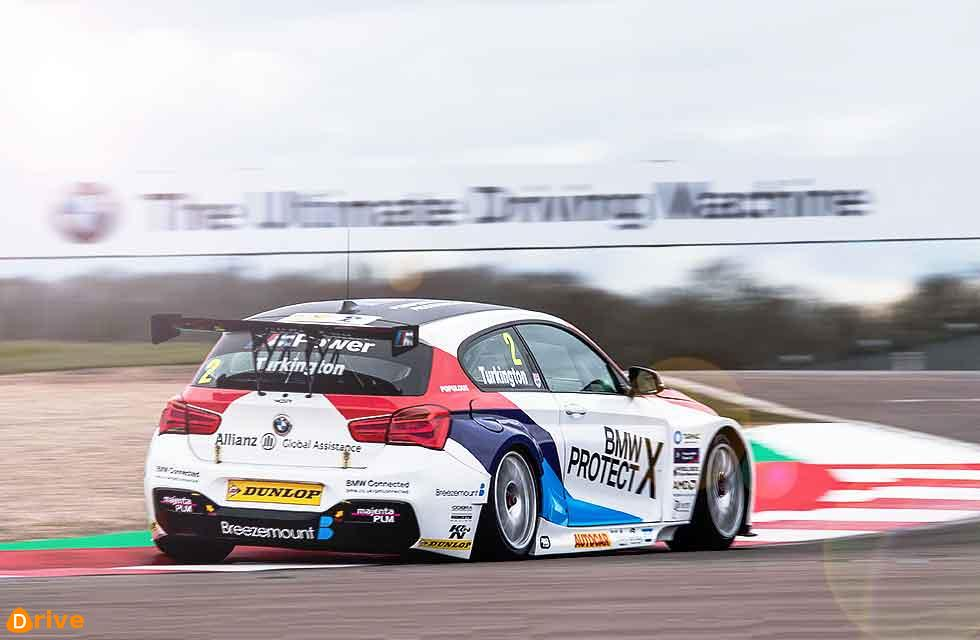 More BTCC success for BMW