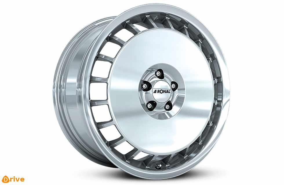 Ronal R50 Aero wheels