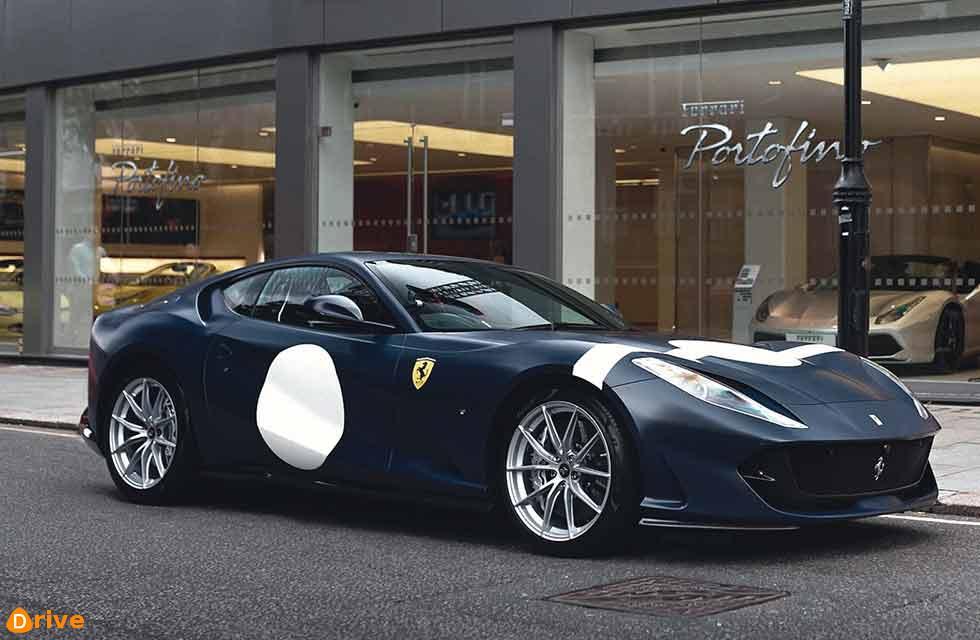 Ferrari 812 Superfast 'Stirling Moss' HR Owen