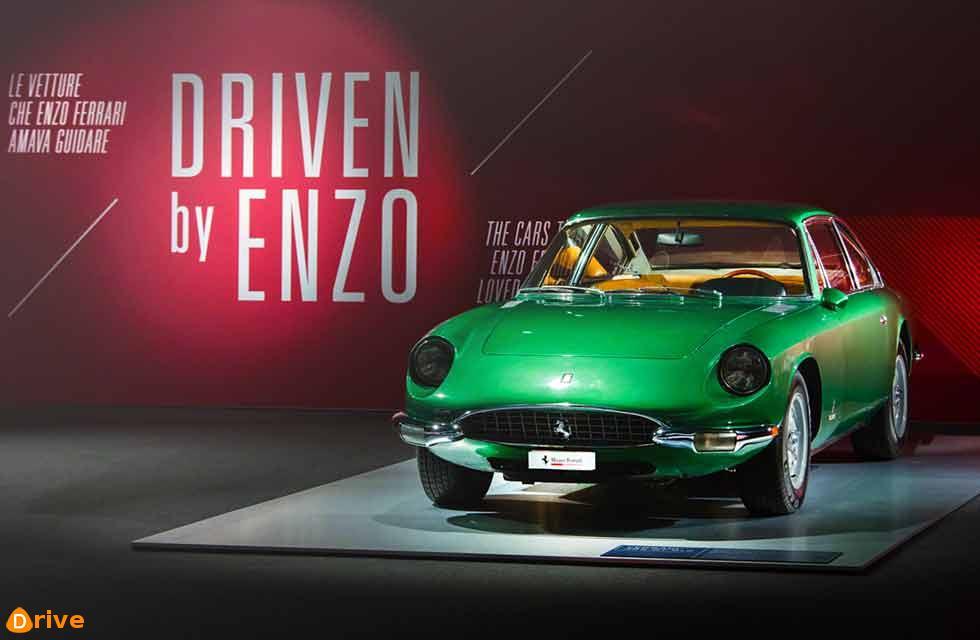 Celebrating the 120th Anniversary of Enzo Ferrari's birth, the Ferrari Museum in Maranello pays tribute.