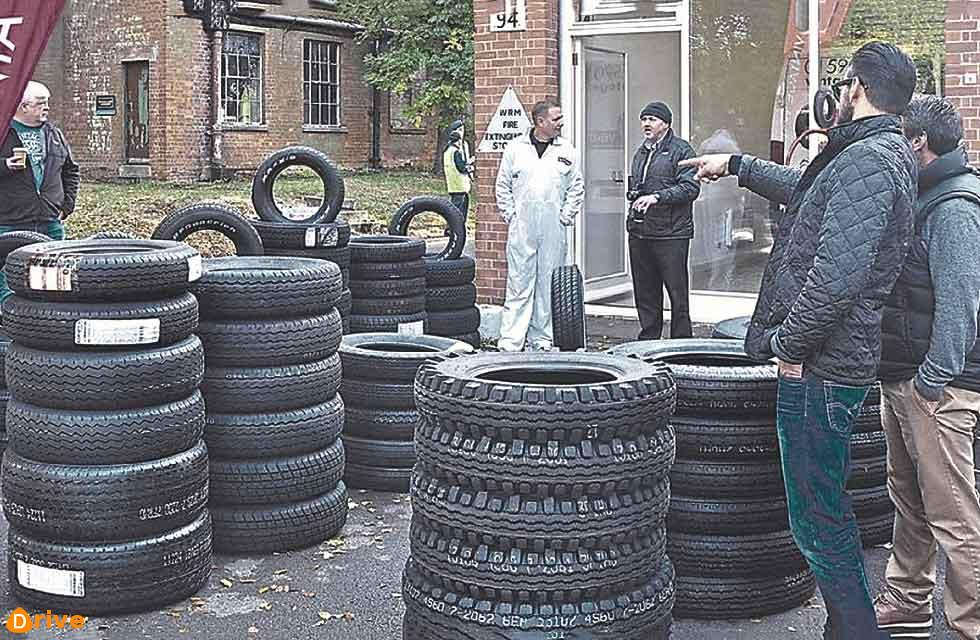 Vintage Tyres expands to Bicester
