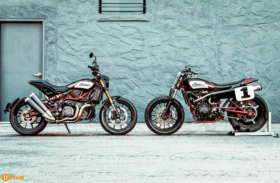 2019 Indian FTR 1200 and FTR 1200 S