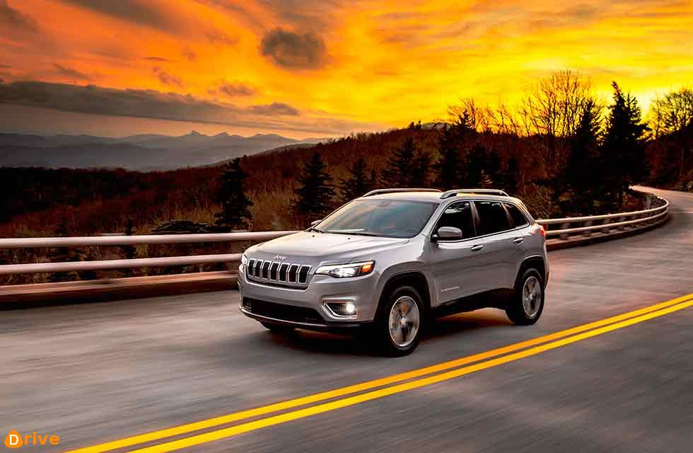 2019 Jeep Cherokee Limited North America KL
