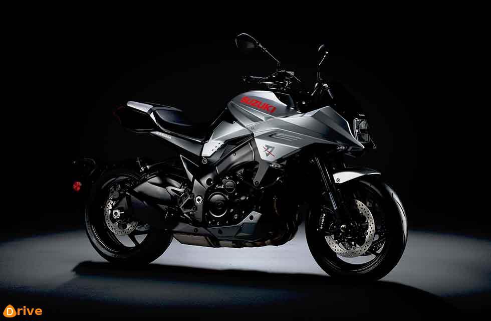 2019 Suzuki Katana Unveiled at Intermot