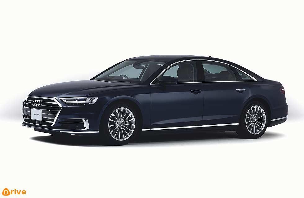 2019 Audi A8 60 TFSI