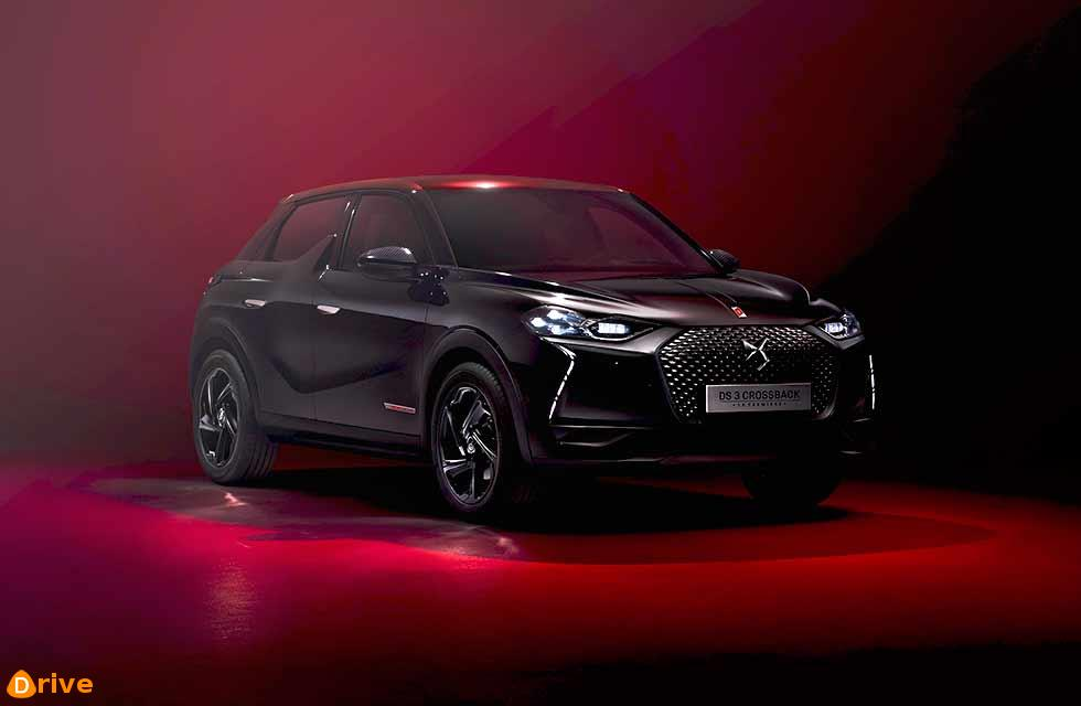 2019 DS 3 Crossback morphs into an SUV