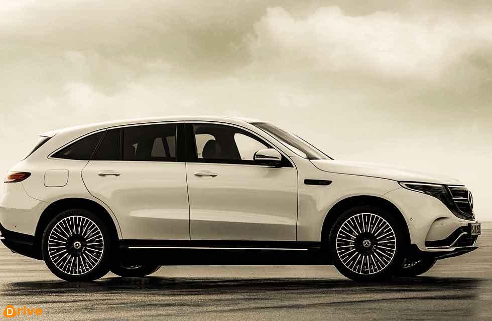 Mercedes-Benz EQC revealed