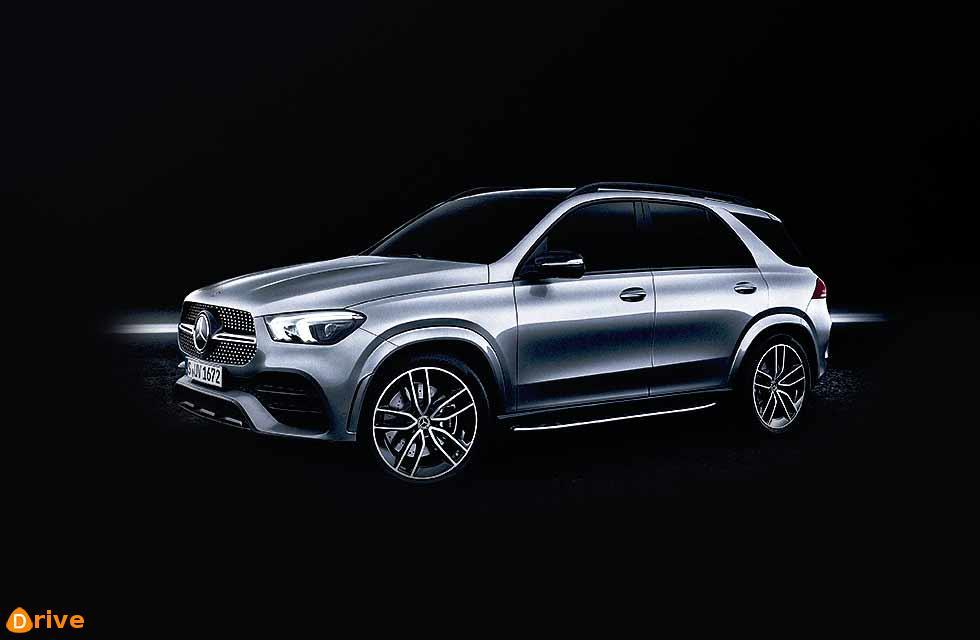 Mercedes-Benz GLE 450 4MATIC AMG Line Worldwide V167