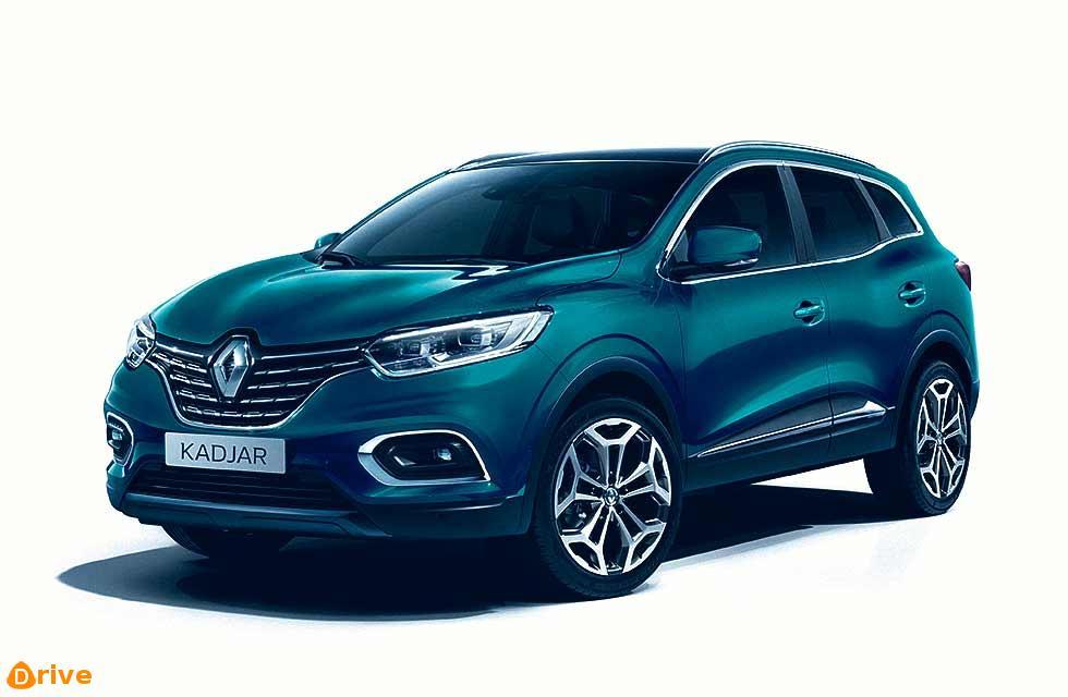 Renault Kadjar updated for 2019