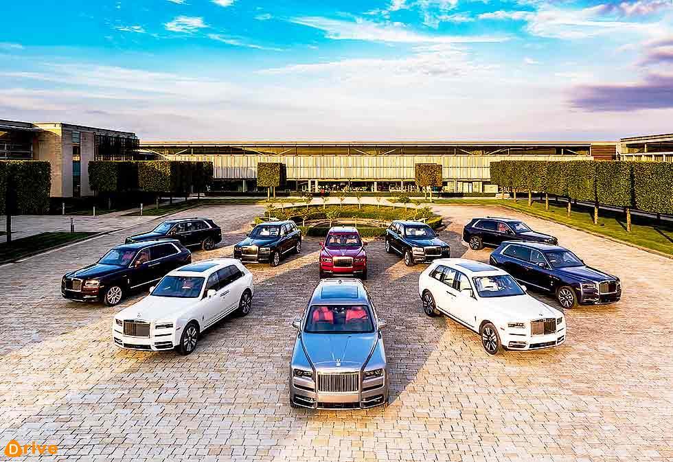 Rolls-Royce Cullinan '2019 USA