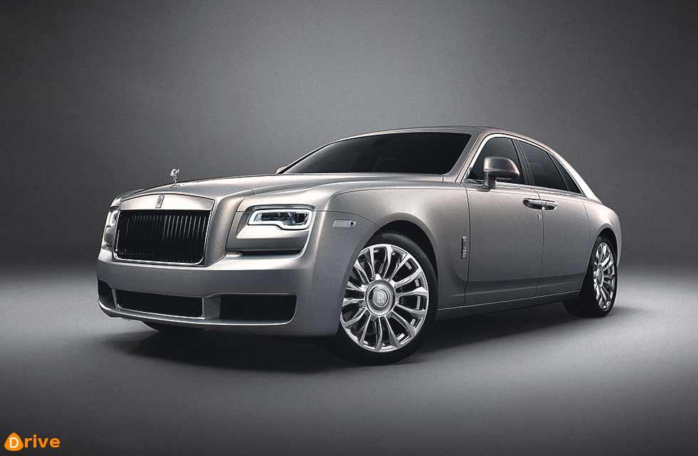 2019 Rolls-Royce