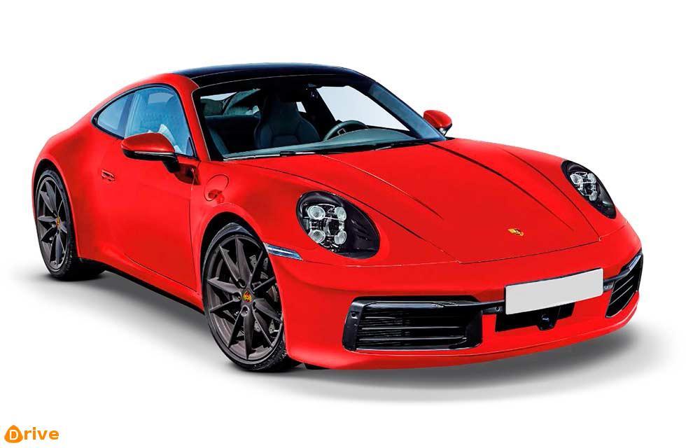 new 2020 Porsche 911 992: Key facts