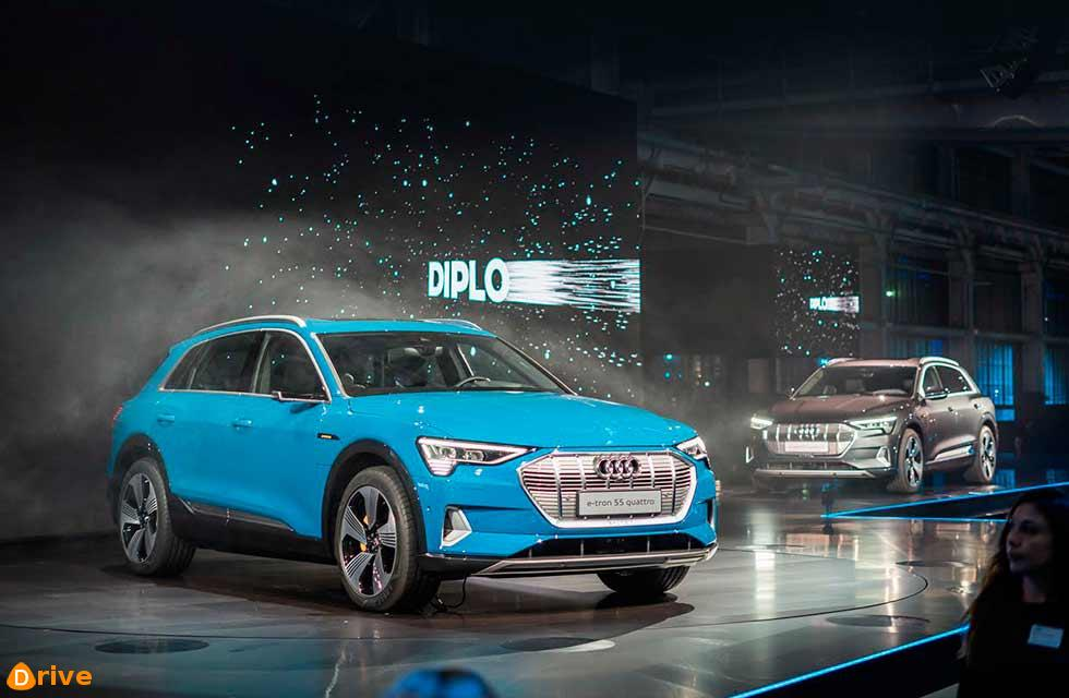 Audi's first EV takes the fight to Tesla and Jaguar