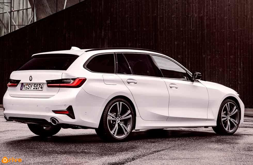 M3 mooted for 3 Series Touring