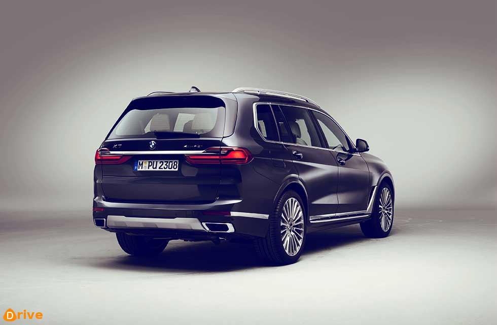 2020 BMW X7 xDrive40i Worldwide G07