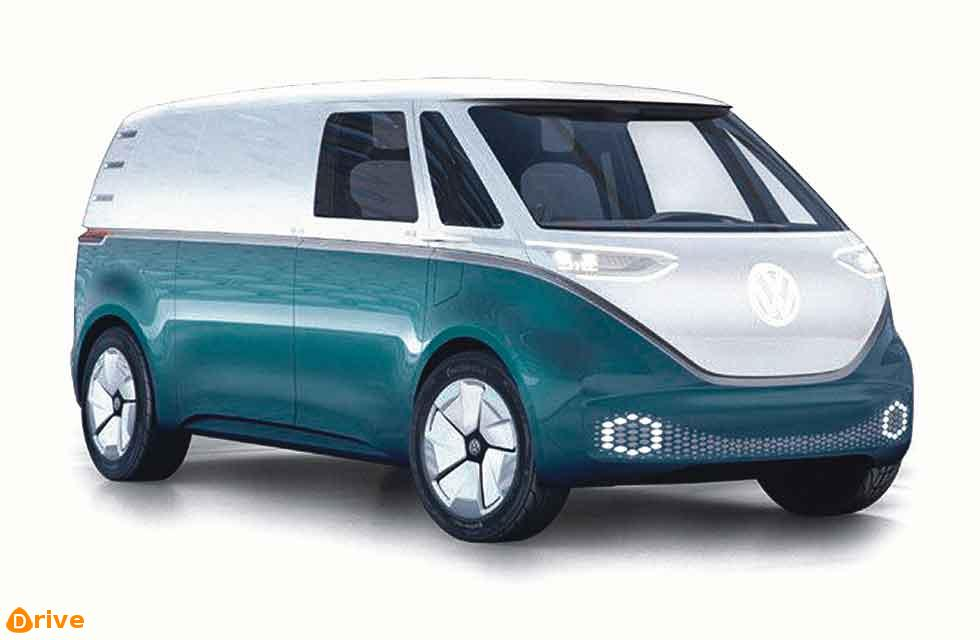 Five electric vehicles join Volkswagen's commerical offering
