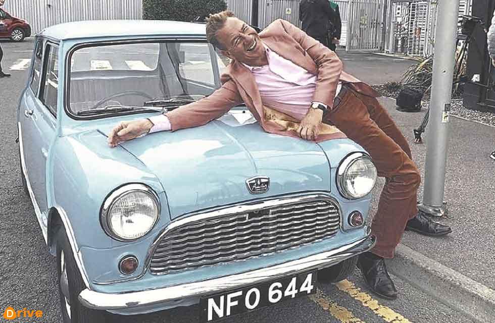 Michael Portillo 1960 Mini