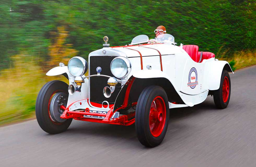 1929 FIAT 525SS
