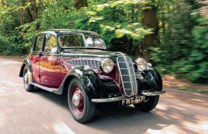 1937 Frazer Nash BMW 326 vs. 1946 Bristol Type 400 - Drive