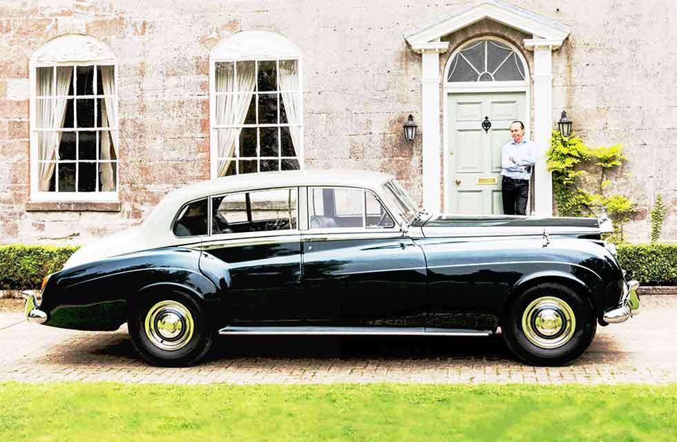 Owning the Rolls-Royce Silver Cloud I LWB