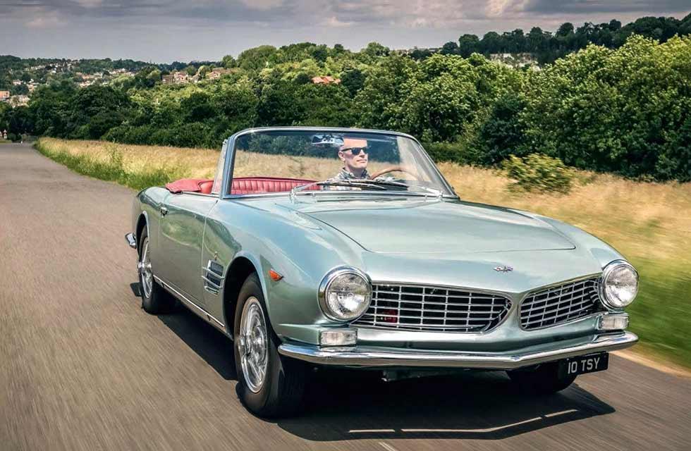 1963 Moretti 2300S