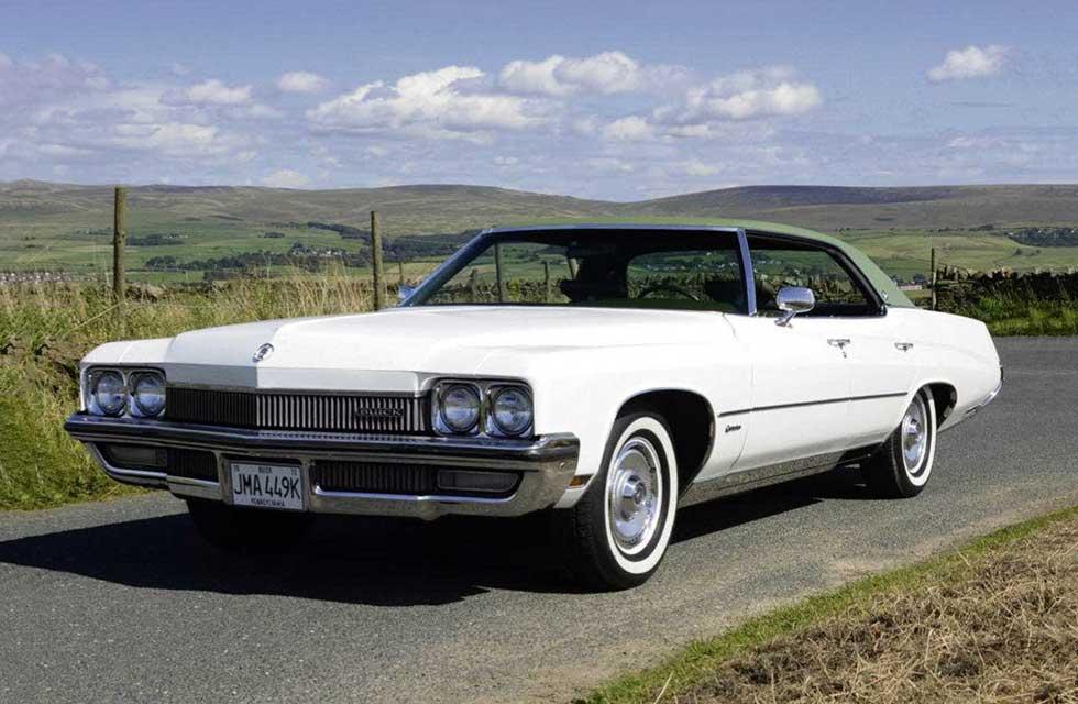 Jon Cass 1972 Buick Centurion