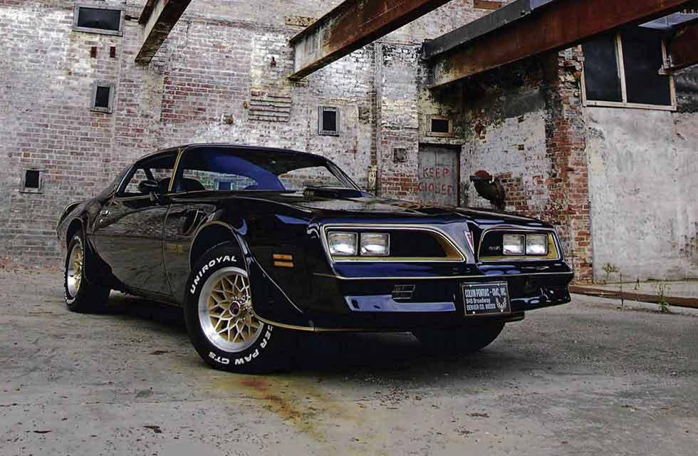 Bandit Rides Again - in memory of Burt Reynolds, we drive 1978 Pontiac Trans Am 'Bandit' SE