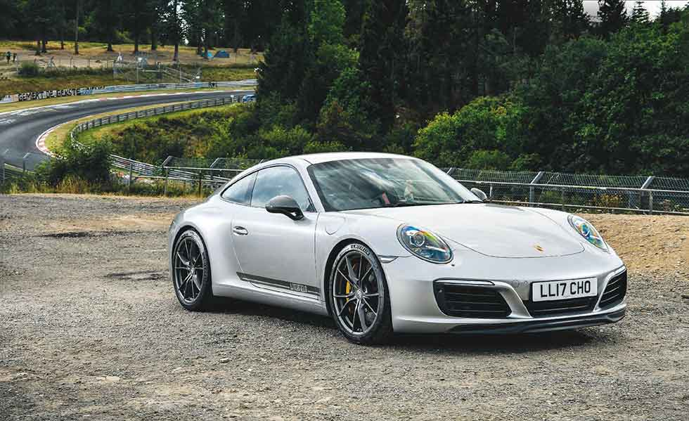 Litchfield tuned 480bhp 2018 Porsche 911 Carrera T 991.2 7-speed manual - road test