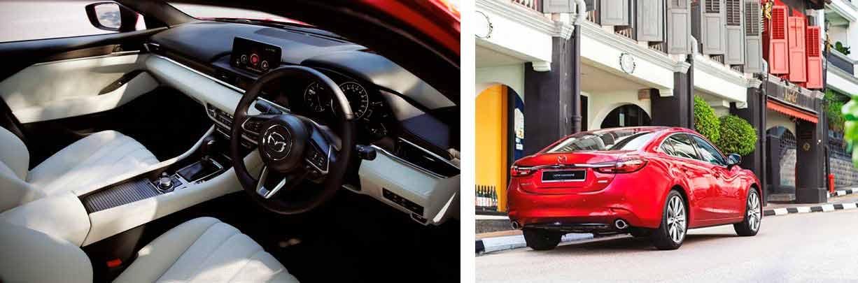 2019 Mazda 6 Skyactiv-G 2.5 GJ