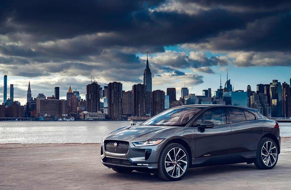 2019 Jaguar I-Pace EV400 AWD HSE - road test