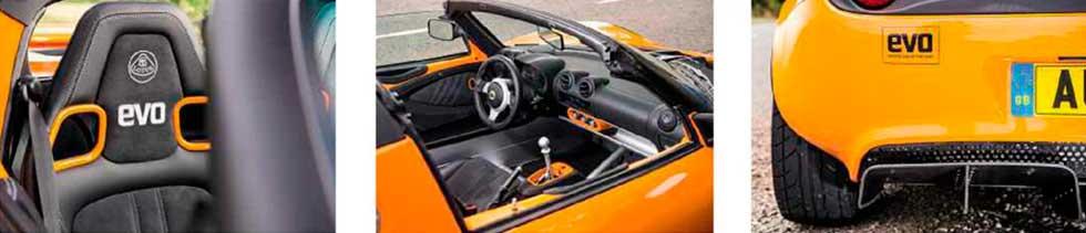 2019 Lotus Elise Sport 220 evo Edition