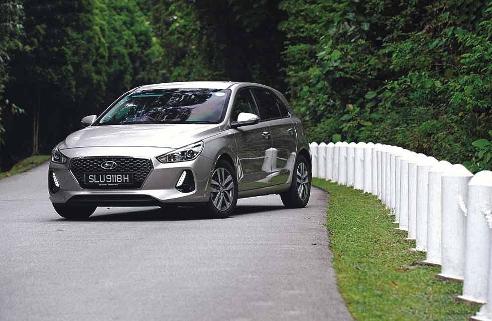 2019 Hyundai i30 GLS DCT 1.4 Turbo