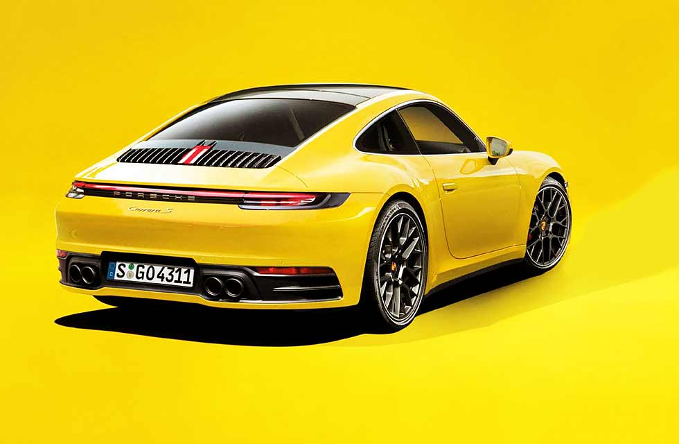 2019's 992 and reveal what makes it tick