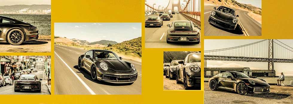 992 911 Porsche's high-tech hooligan