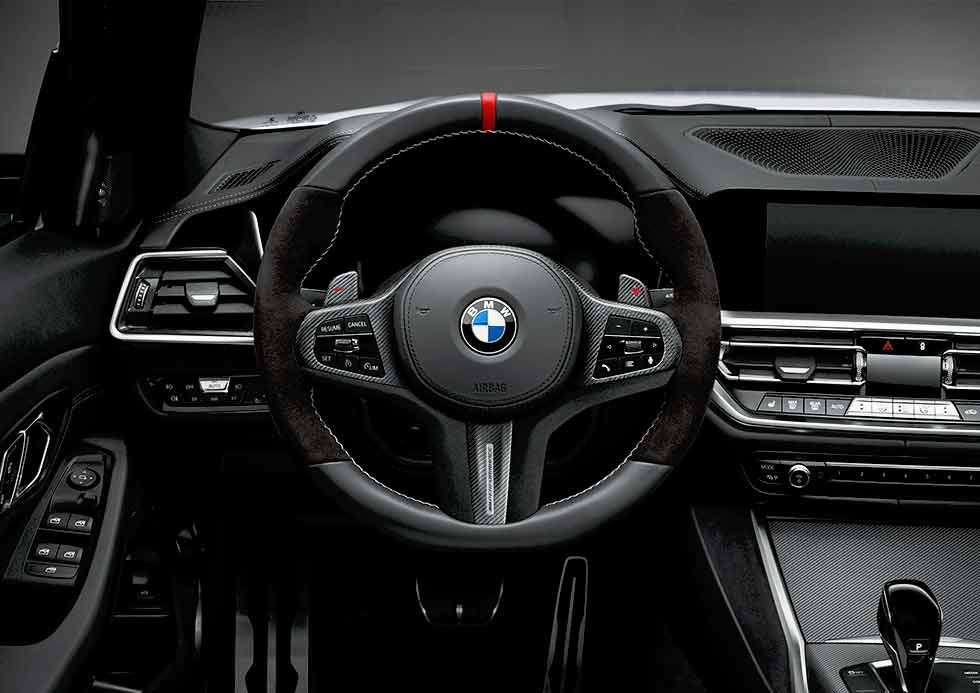 New 2019 BMW 3 Series G20 on show