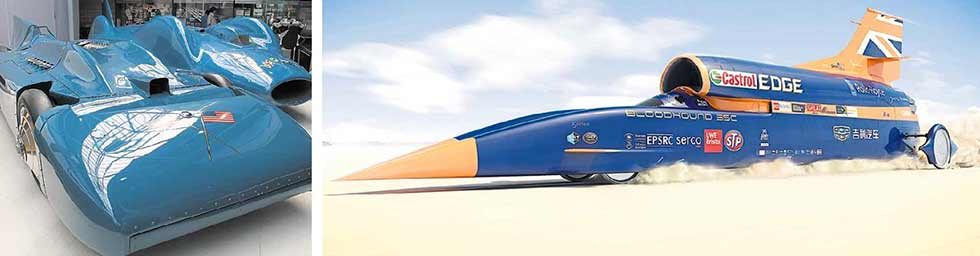 1000mph LSR hopes dashed