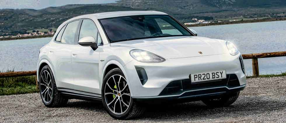 Porsche is planning to launch a battery-electric SUV