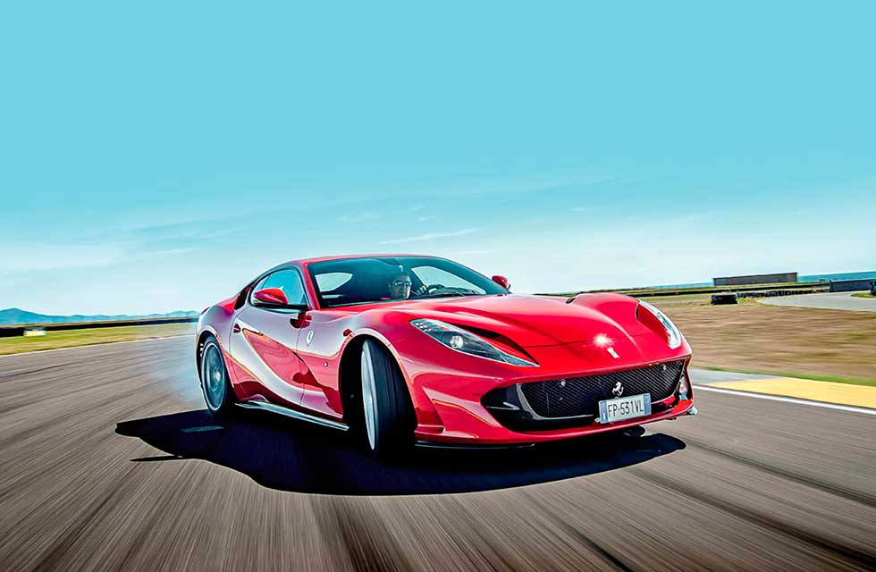 Track Test: 2019 Ferrari 812 Superfast