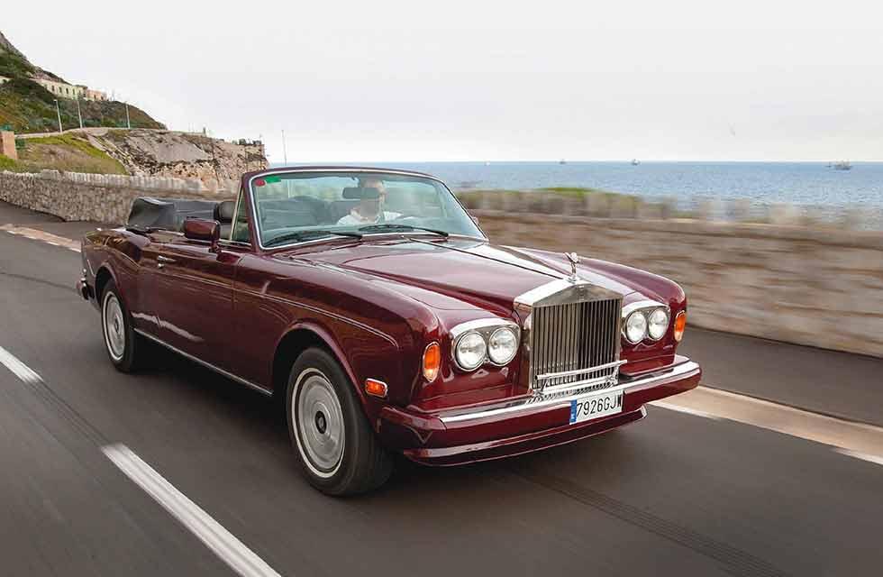 1978 Rolls-Royce Corniche Convertible Mulliner Park Ward