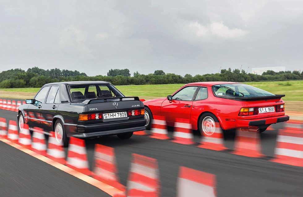 The 190E 2.3-16 W201 or the Porsche 944S?
