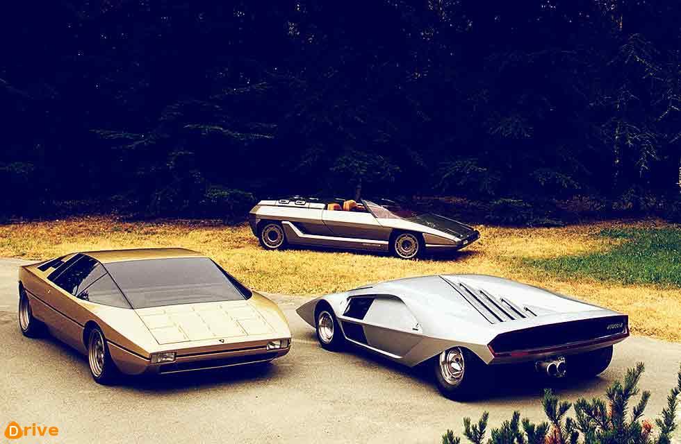 Italo Design 1968-1978 has been opened in Switzerland