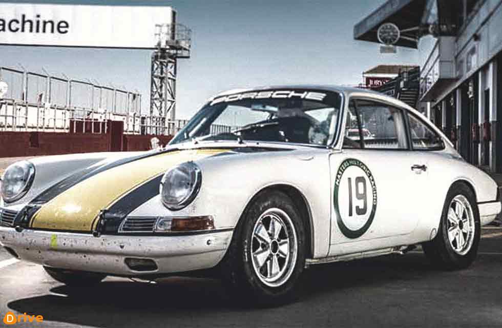 pre-1966 Porsche 911