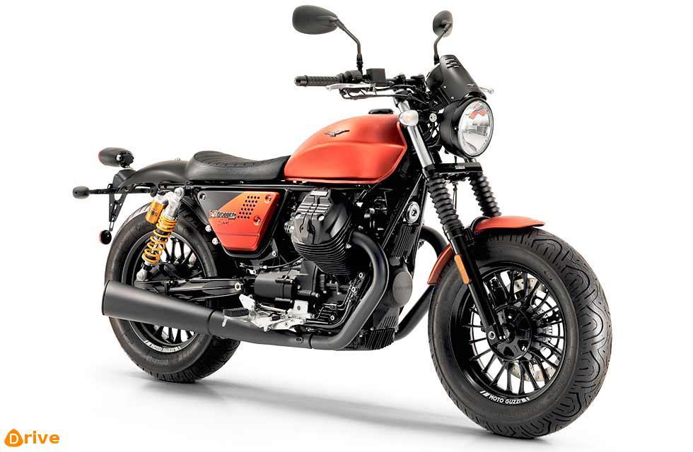 2019 Moto Guzzi V9 Bobber Sport