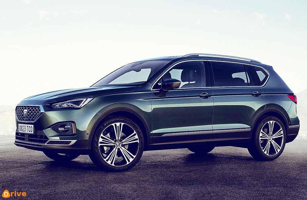 2019 SEAT Tarraco Revealed